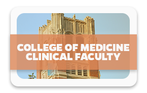 College of Medicine Clinical Faculty