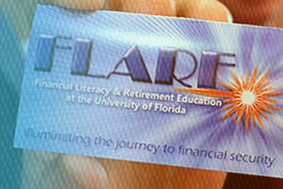 FLARE (Financial Literacy & Retirement Education)