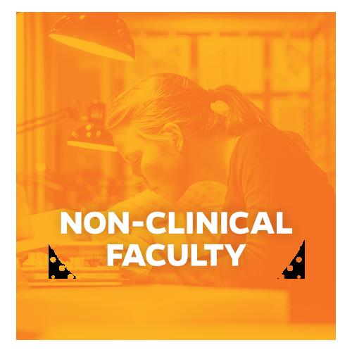 Non-Clinical Faculty